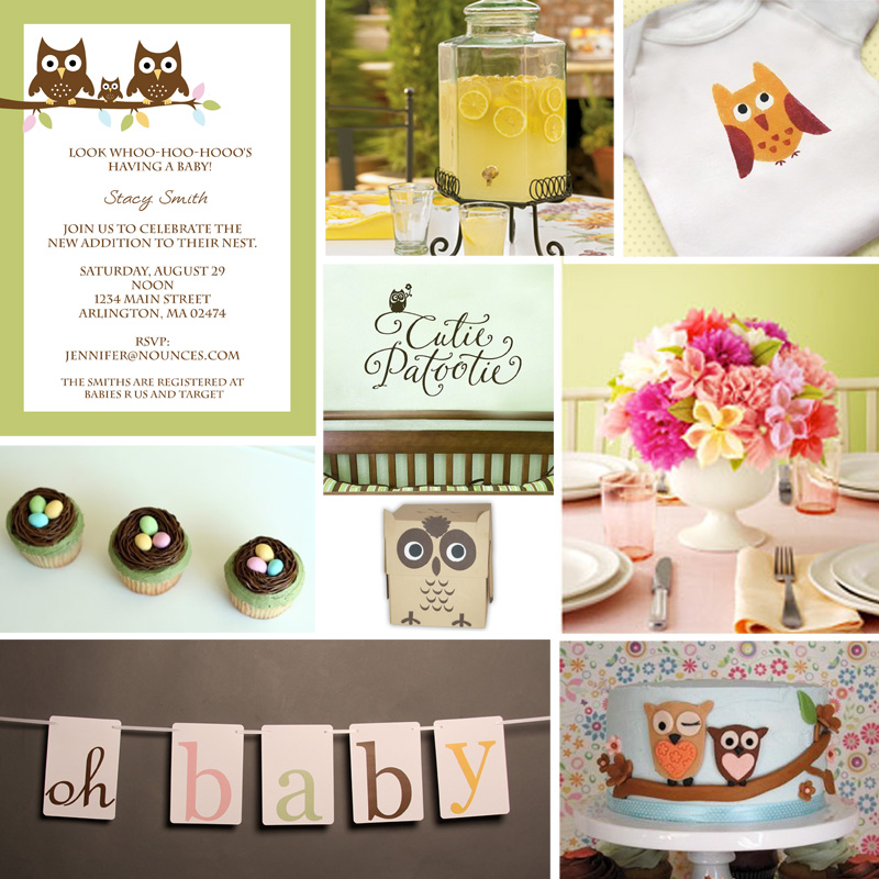 Baby shower ideas for boys martha stewart for Baby shower decoration ideas martha stewart